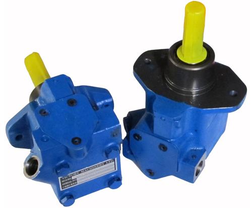 Hydraulic Pump: Vickers Hydraulic Pump Identification